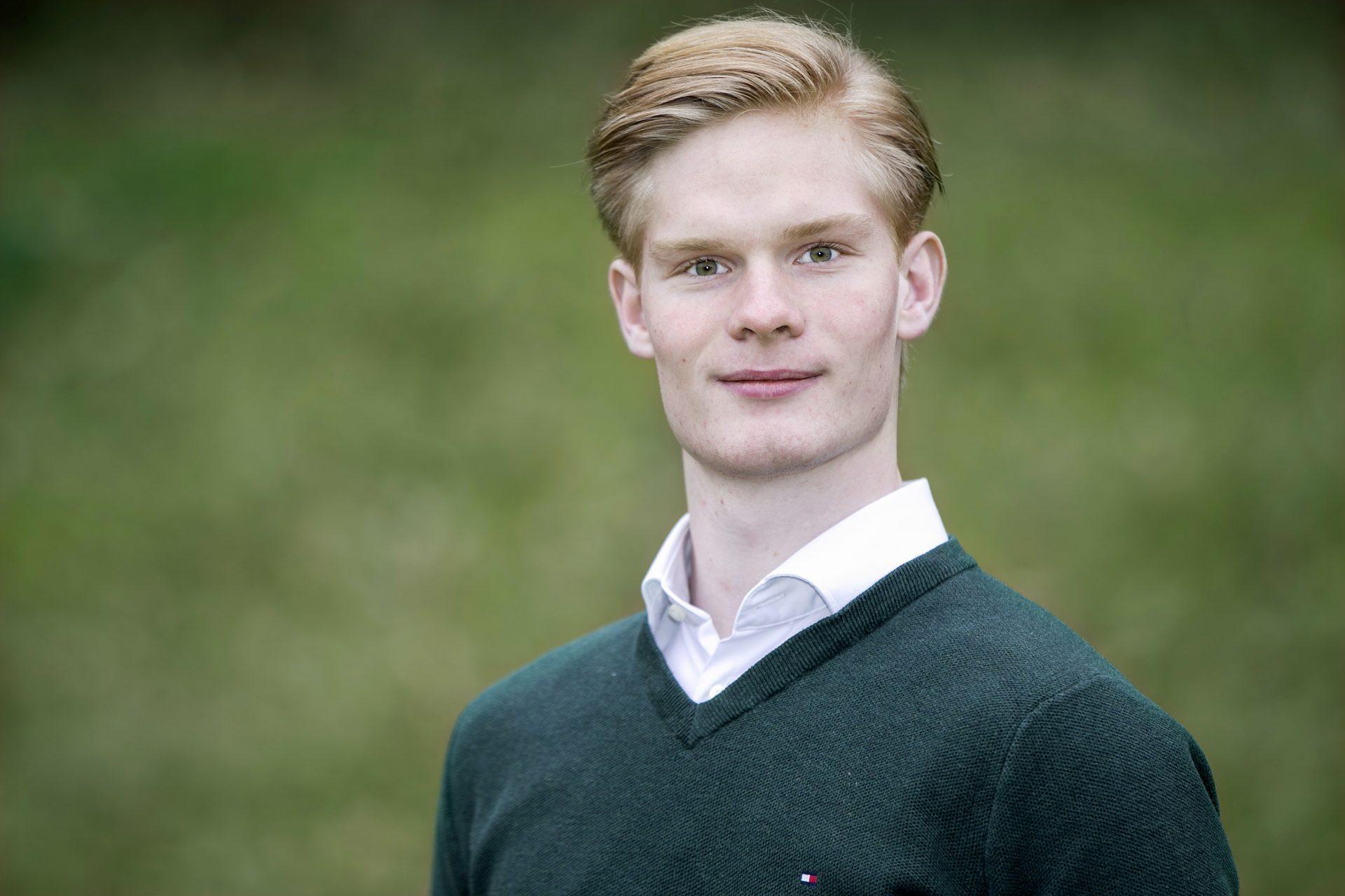 Venstre Horsens Frederik Allentoft-Andersen