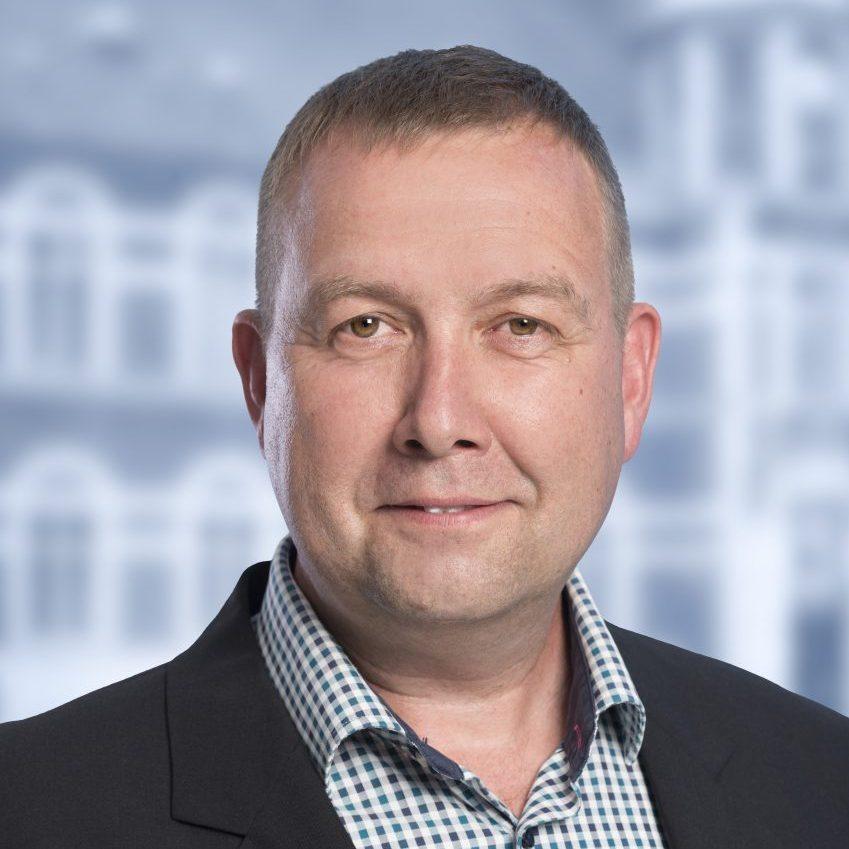 Ole Dahl Kristensen, medlem for venstre i Horsens Byråd, medlem af Børn og Ungeudvalget