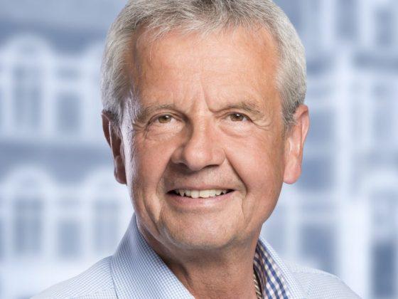 Torben Busk, venstres byrådskandidat ved vlaget i 2017