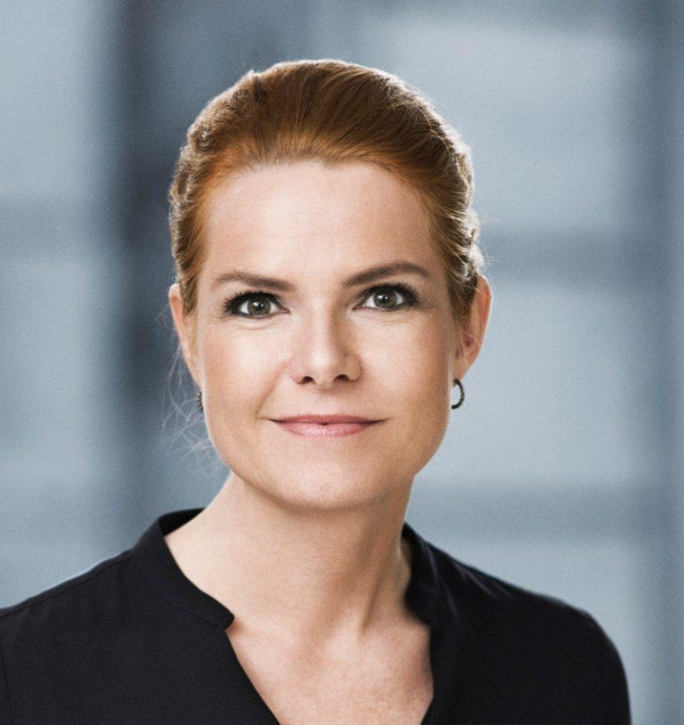 Integratins- og udlændingeminister Inger Støjberg