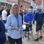 Folketingskandidat Birte Andersen