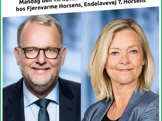 Energiminister besøg i Horsens