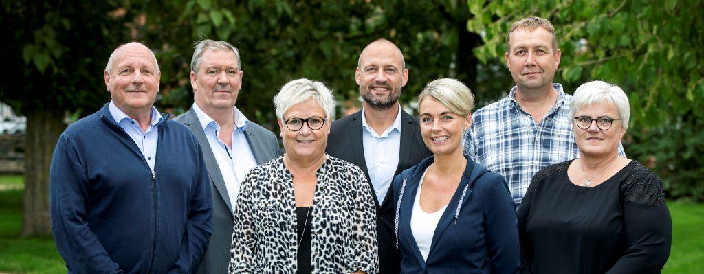Venstres byrådsgruppe 2018