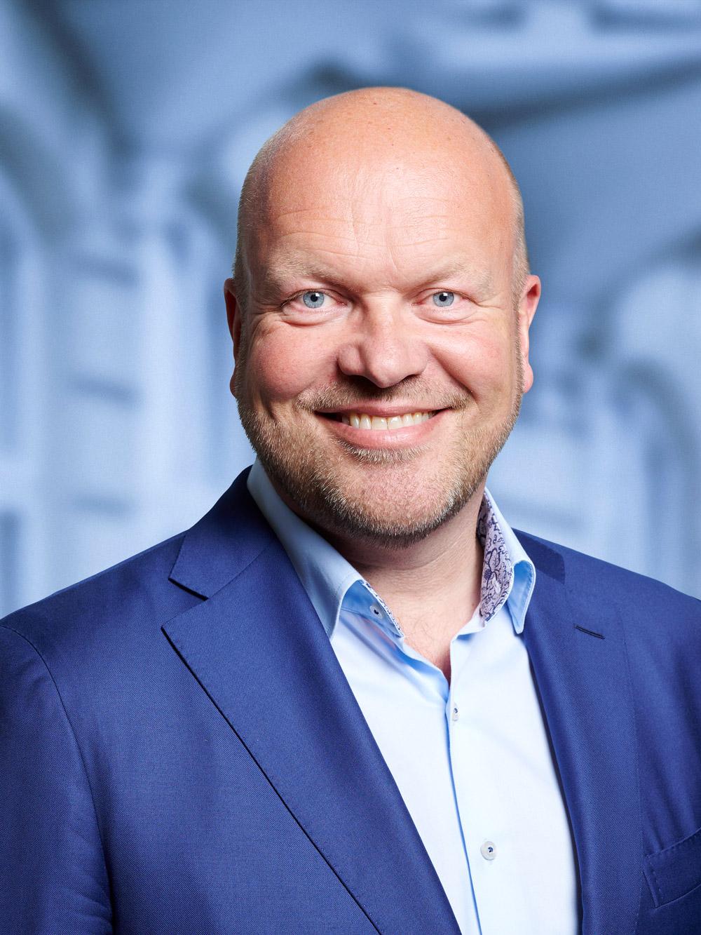 Venstre Finn Pedersen
