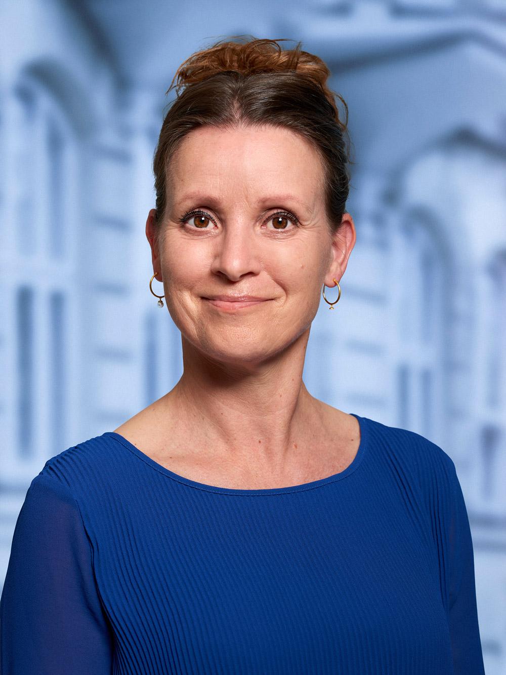 Venstre Karina Aamann